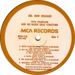 Mr New Orleans Label A SML