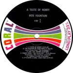 PF A Taste Of Honey A Label