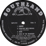 Southland 215 Label B