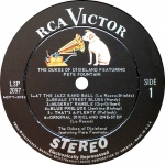 Pete Fountain RCA Label A