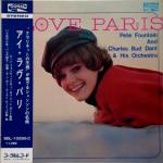 I Love Paris Japan Front