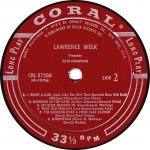 Lawrence Welk Label B