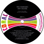 New Orleans Coral Label A