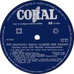 French Quarter Label B