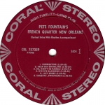 French Quarter Label A US Small