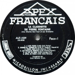 I Love Paris Canada Label A