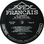 I Love Paris Canada Label B