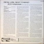 Swing Slow Clarinet Back Small