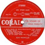 Mr Stick Man NZ Label A