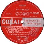 Mr Stick Man NZ Label B
