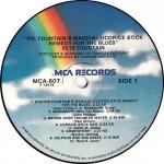 Dr Fountain Label A MCA SML