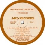 Crescent City Label A SML