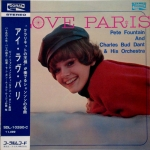 I Love Paris Japan Front