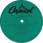 And Friends Capitol Label A