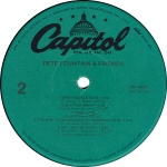 And Friends Capitol Label B