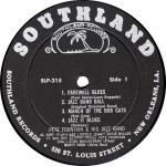 Southland 215 Label A