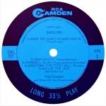 RCA Camden Label A