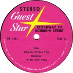 Broadway to Label A