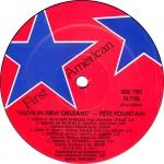 First American Label B