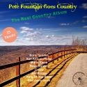 Pete Fountain Goes Country 25 Tracks Cover